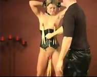 Misbehave you get spanked - scene 9
