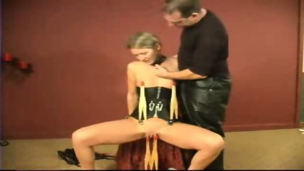 Misbehave you get spanked - scene 11