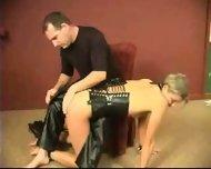 Misbehave you get spanked - scene 12