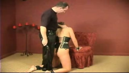 Misbehave you get spanked - scene 1