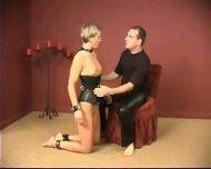 Misbehave you get spanked - scene 4