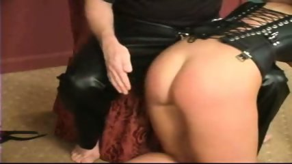 Misbehave you get spanked - scene 5