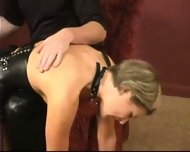 Misbehave you get spanked - scene 7