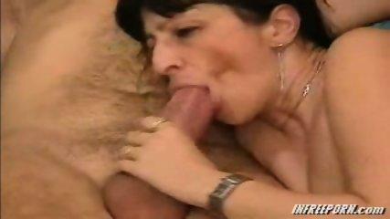 Milf Blowjob Amateur Granny - scene 8