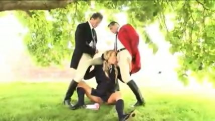 Young Harlots Riding School part 1 - scene 1