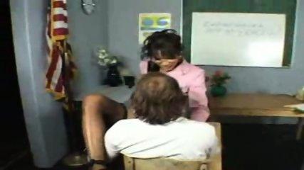 Shemale teacher. - scene 1