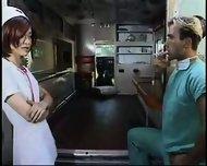 Shemale nurse - scene 1
