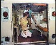 Shemale nurse - scene 8