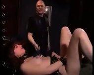 Spank and masturbate - scene 11