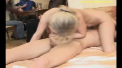 Nr.1 - Active PTnA - Anal infront of friends -wk15 - scene 6
