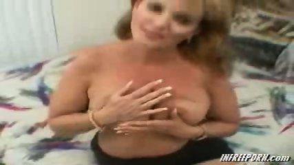 Redhead Granny Milf Porn - scene 1