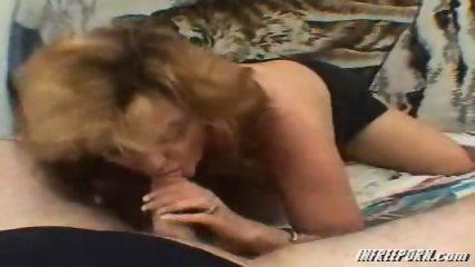 Redhead Granny Milf Porn - scene 3