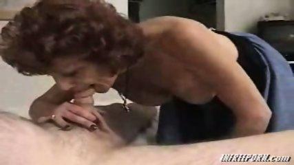 Granny Mature Porn - scene 3