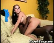Big Black Cock for Julia Bond! - scene 9