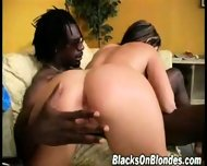 Big Black Cock for Julia Bond! - scene 4