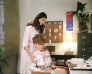 older and younger lesbians 2 - scene 1