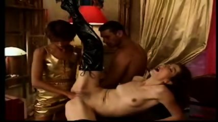 Sexy lady gets fisted and assfucked