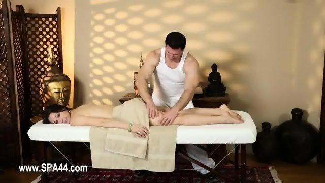 Secret movie from very tricky massage hotel