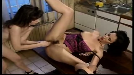 Verry hot lesbians fistfucking - scene 5