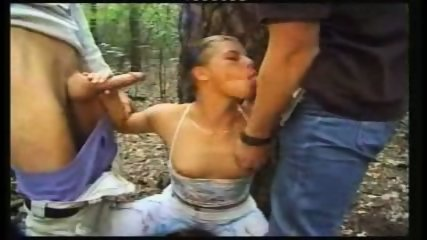 sex outside in woods - scene 2
