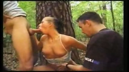 sex outside in woods - scene 5