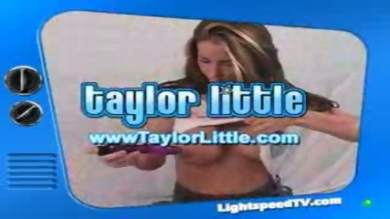 Taylor Little having fun - scene 1