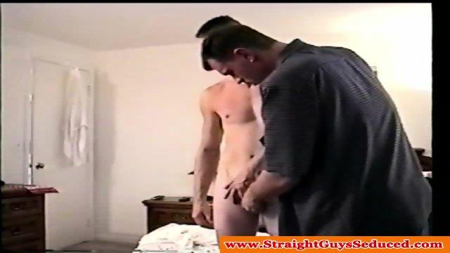 Straight dilf porn