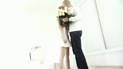 Beutiful Rose gets Roses and a Cock - scene 1