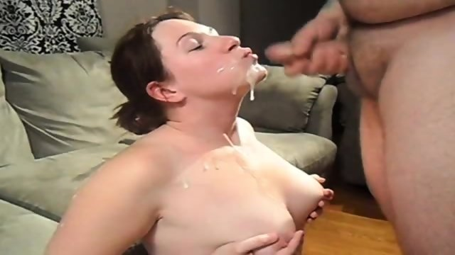 Big Guy Cums For His Eager Girl