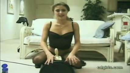 Aspen Brock on Sybian - scene 4