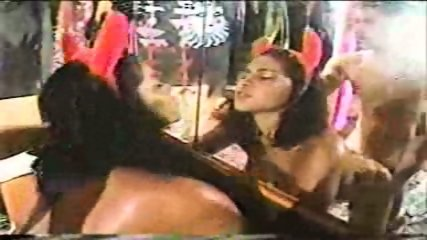 Brazilian Orgy - scene 1