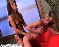 Two hot lesbians sex with toys 5 - scene 3