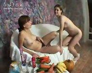 Galitsin 162 - Alexa & Masha lesbian teens - scene 1