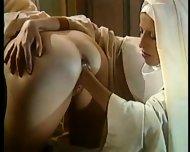 Lady Violence - Fisting Nuns - scene 2