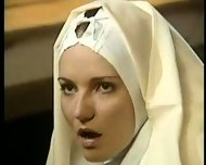 Lady Violence - Fisting Nuns - scene 3