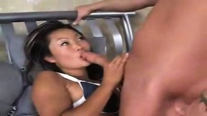 asian deepthroat part 1 - scene 3