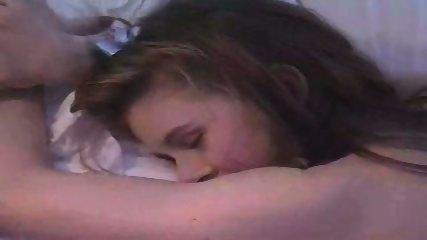guy has sex with sleeping young teen - scene 8
