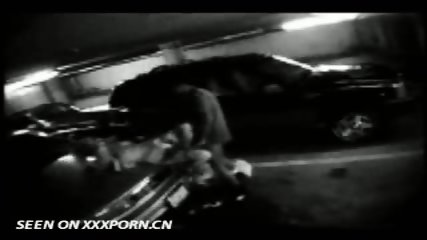 Couple caught on Parkinglot Cam - scene 8
