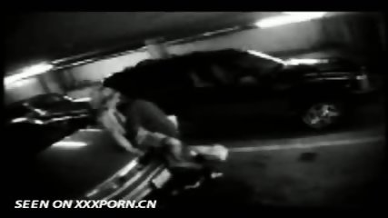 Couple caught on Parkinglot Cam - scene 10