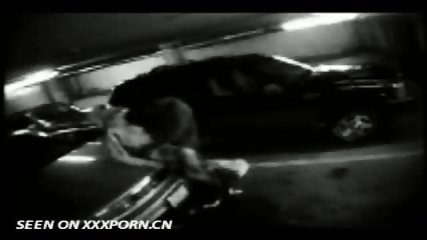Couple caught on Parkinglot Cam - scene 11