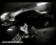 Couple caught on Parkinglot Cam - scene 3