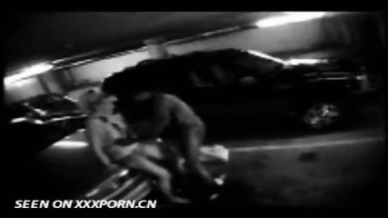 Couple caught on Parkinglot Cam - scene 5