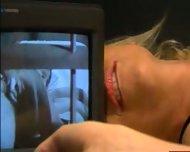 Briana Banks Police Sex Black Bra & Panties pu - scene 2