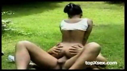 Sex in park - scene 2