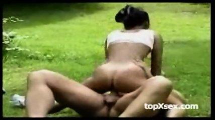 Sex in park - scene 3