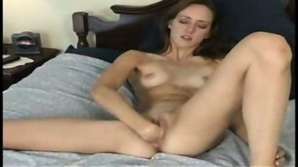 Tobys Teen is fisting herself part 02 - scene 12