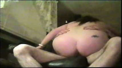 BBW Slutwife Takes 9 inches of cock - scene 8
