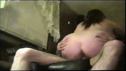 BBW Slutwife Takes 9 inches of cock - scene 6