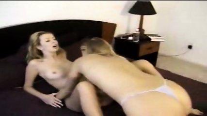First time Lesbian sex Lesbians - scene 3