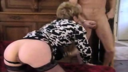 Old Ladies Extreme - Arsch Grotten Part 3 - scene 5